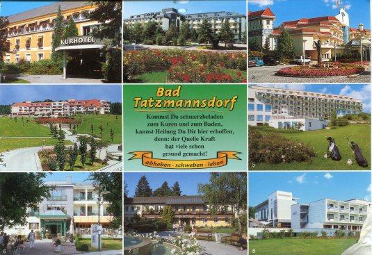 Austria - Bad Tatzmannsdorf