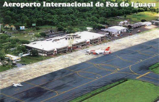 Brazil - Airport Iguacu