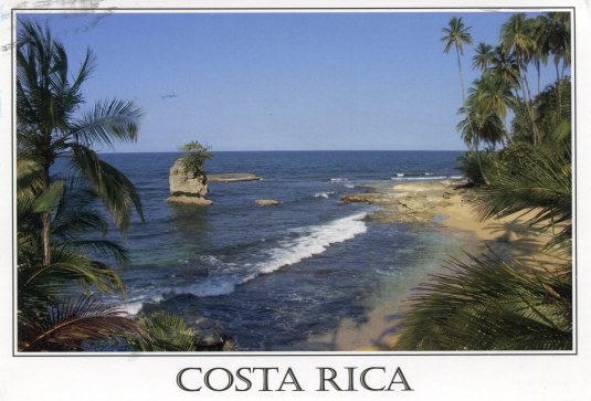 Costa Rica - Gandoca-Manzanillo