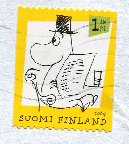 Finland - Forest stamps