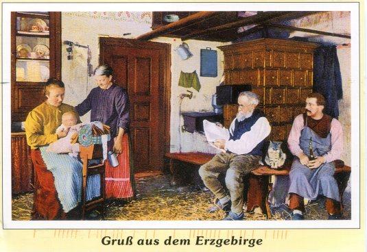Germany - Farmhouse Parlor