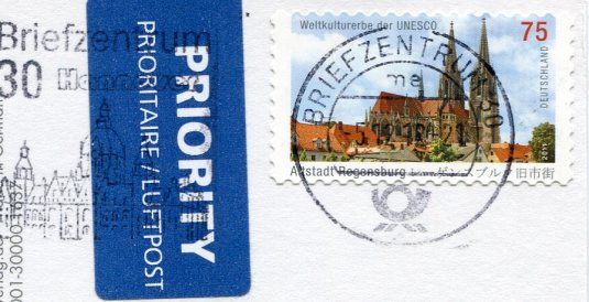 Germany - Hannover stamps