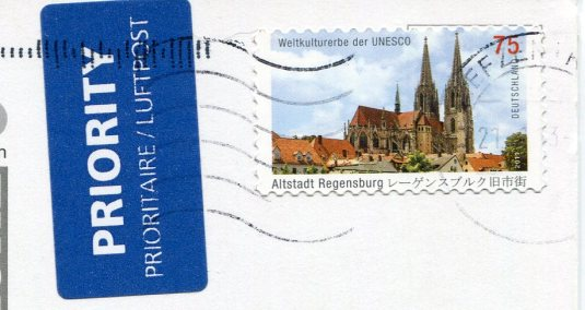 Germany - Lighthouse stamps