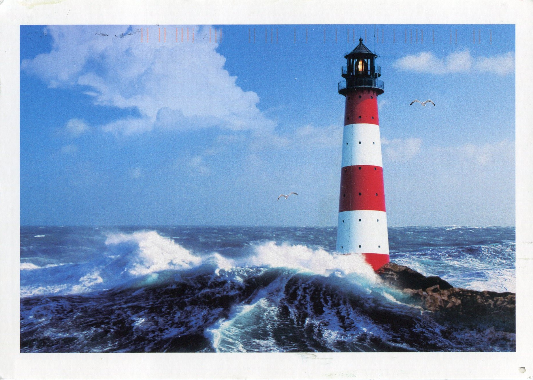 Lighthouse | Remembering Letters and Postcards