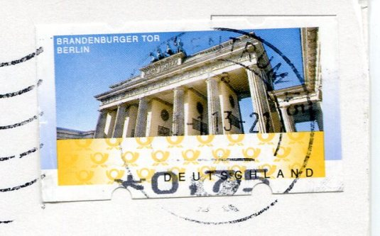 Germany - Lindau am Bodensee stamps