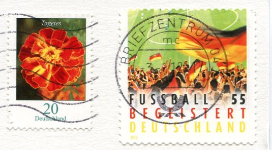 Germany - Loreley stamps