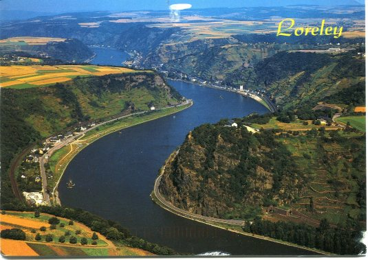 Germany - Loreley