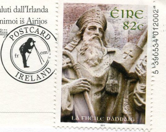 Ireland - Irish Sheep stamps