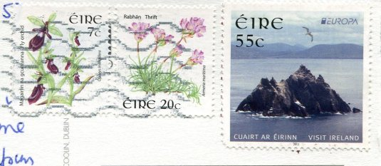 Ireland - Sheep of Co Cork stamps
