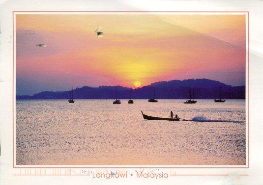 Malaysia - Kuah Bay