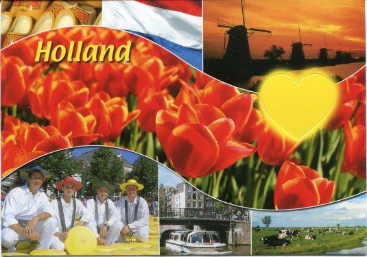 Netherlands - Holland multi