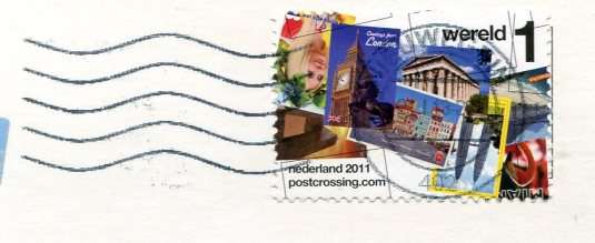 Netherlands - Kitten stamps