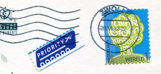 Netherlands - Windmill stamps