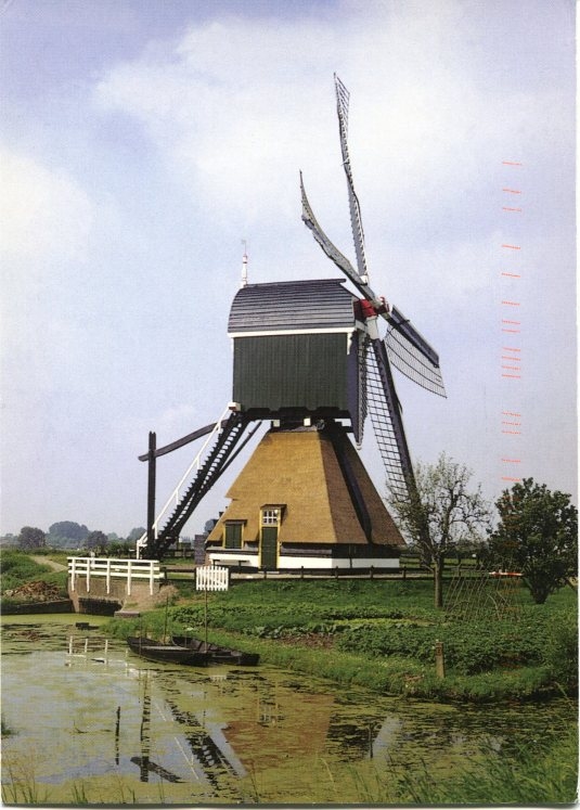 Netherlands - Windmill