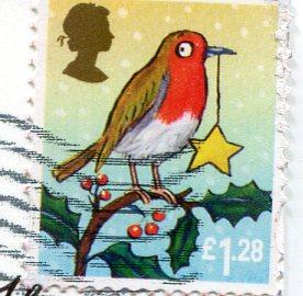 UK - Jane Seymour stamps