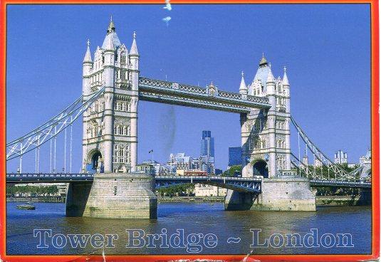 UK - London Bridge