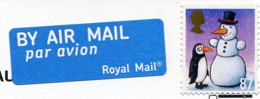 UK - Pontcysylite Aqueduct stamps