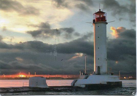 Ukraine - Vorontsovsky Lighthouse