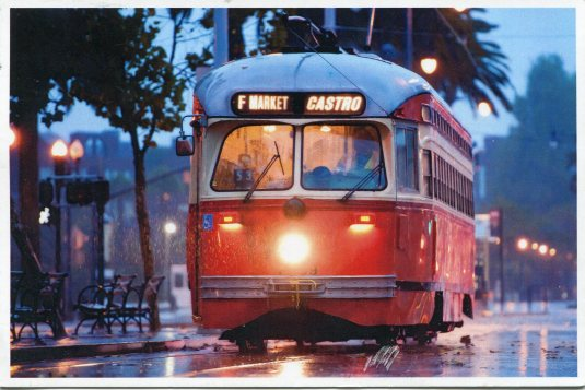 USA - California - SF Streetcars