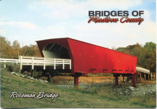 USA - Iowa - Roseman Bridge
