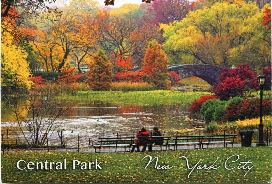 USA - New York - Central Park