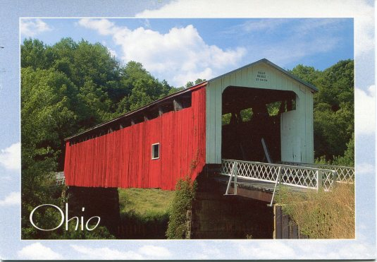 USA - Ohio - Hills Bridge