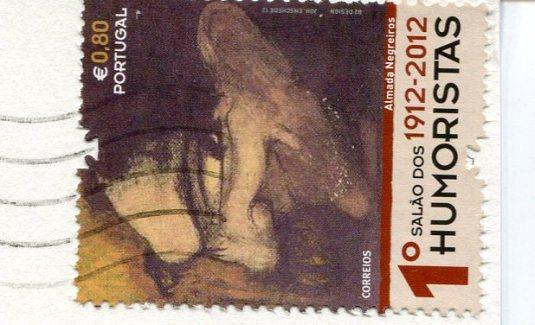 Portugal - Church of Nossa Senhora da Assuncao stamps