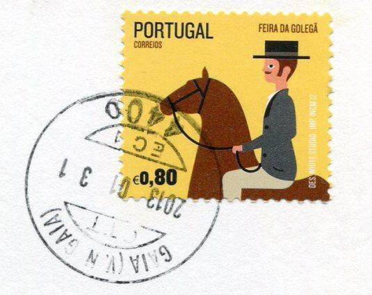 Portugal - Old Porto stamps