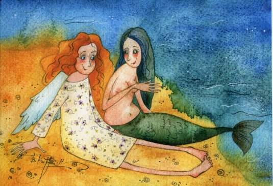 Russia - Kirdiy - Mermaid