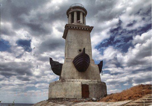 Russia Volgodonsk Lighthouse