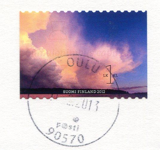 Scotland - Forth Bridge stamps
