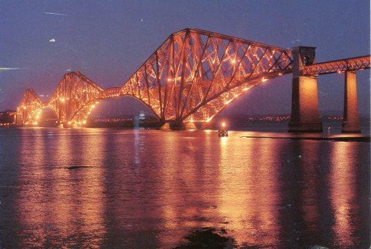 Scotland - Forth Bridge