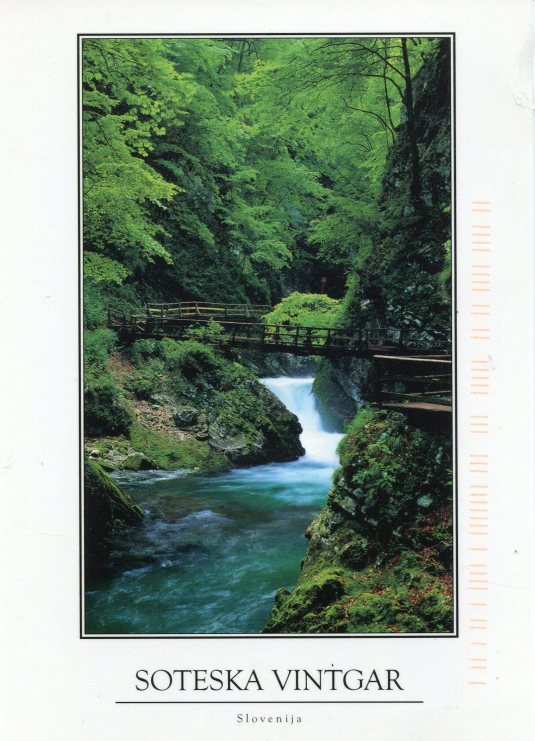 Slovenia - Soteska Vintgar