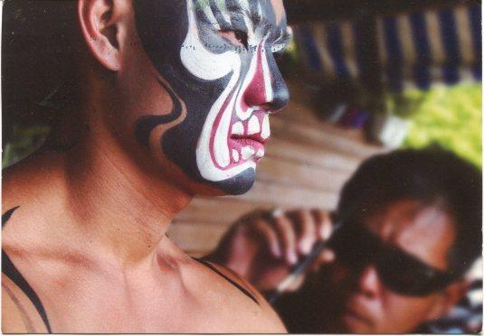 Taiwan - Mask
