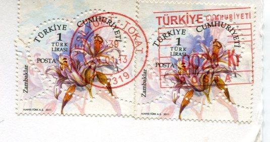 Turkey - Safranbolu stamps