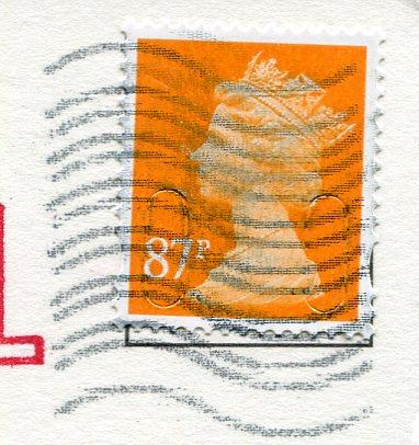 UK - Black Face Sheep stamps
