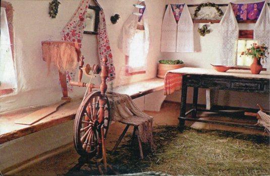 Ukraine - Spinning Room