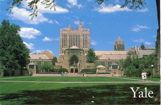 USA - Connecticut - Yale University