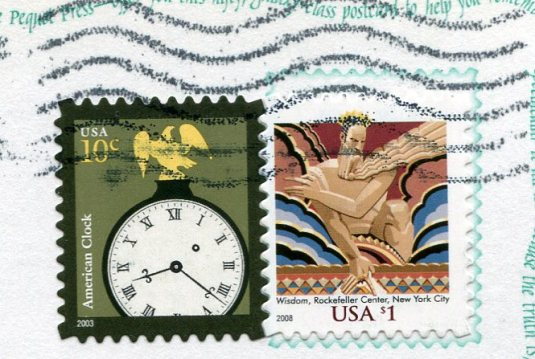 USA - Massachusetts - Edgartown Harbor stamps international