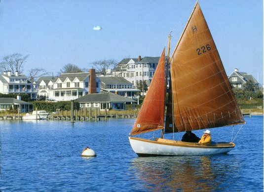 USA - Massachusetts - Edgartown Harbor