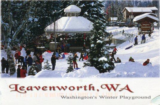 USA - Washington - Levenworth