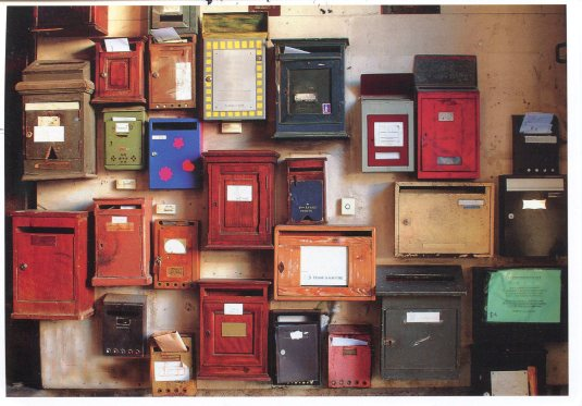Finland - Mailboxes
