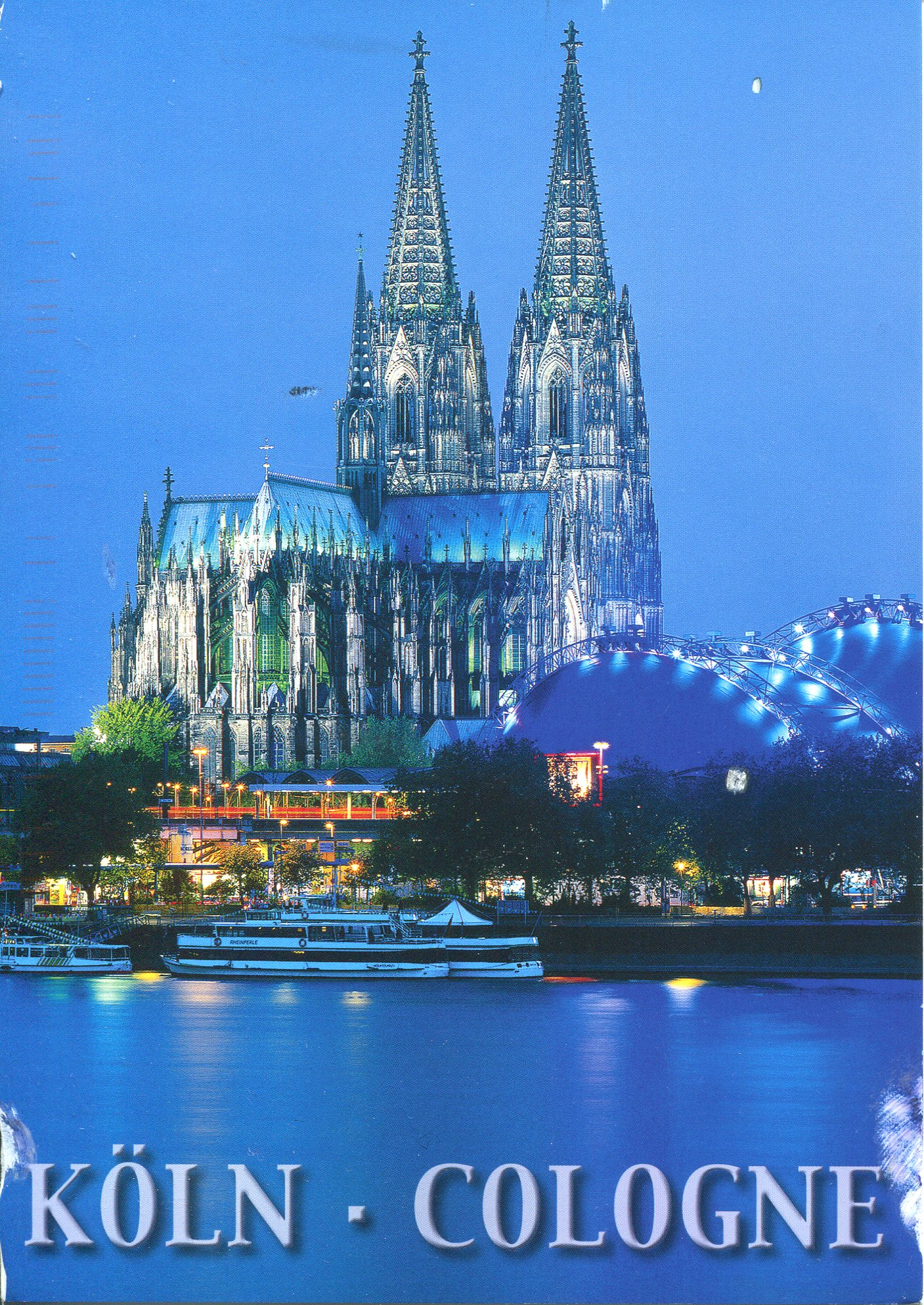 Cologne Germany  City pictures : Germany Cologne Cathedral