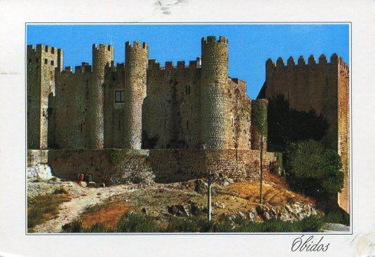 Portugal - Obidos Castle