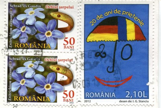 Romania - Women c 1900 Stamps