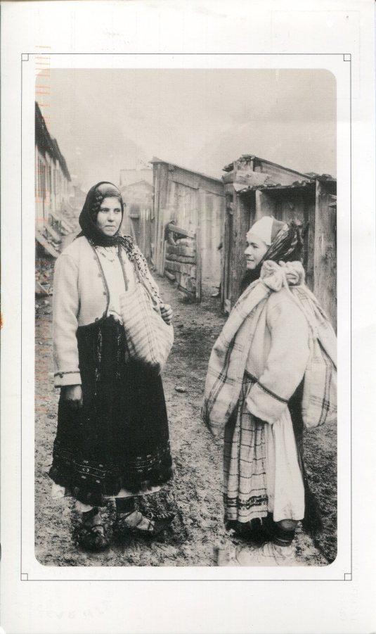 Romania - Women c 1900