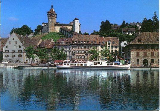 Switzerland - Rheinuferstrasse
