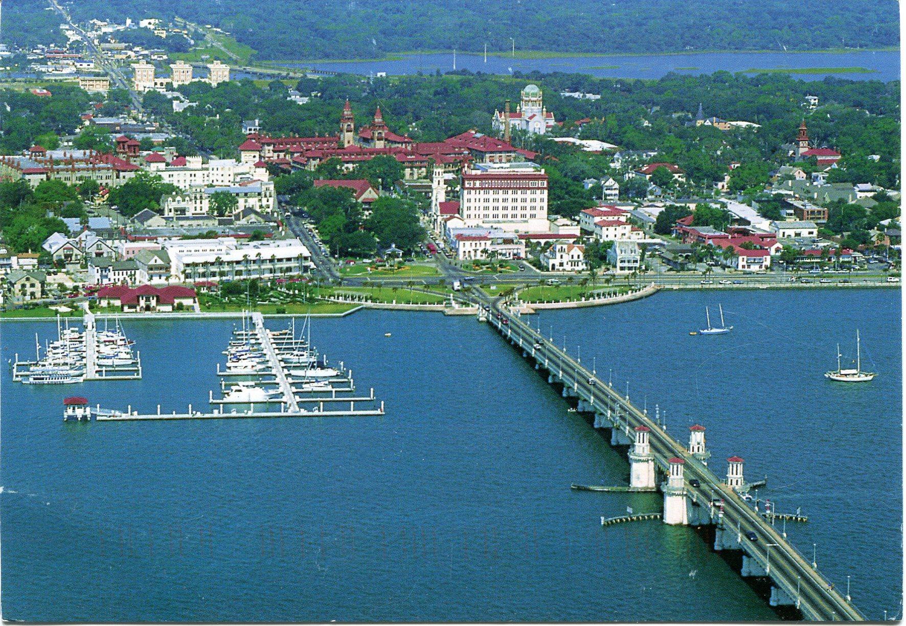 Saint Augustine Island Florida