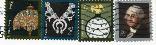 USA - Z - Ballet 1935 Stamps