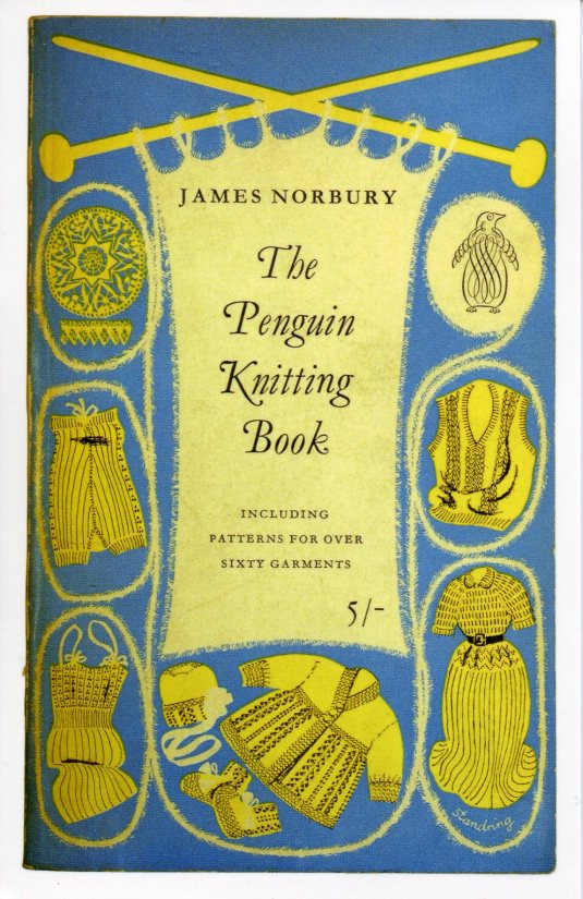 USA - Z - Penguin Book of Knitting A
